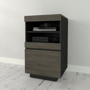 Persephone Audio Cabinet Ebern Designs