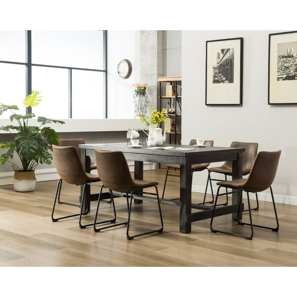 Bamey 7 Piece Dining Set by Trent Austin Design