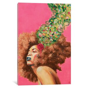 Baduizm Painting Print on Wrapped Canvas by Mercer41