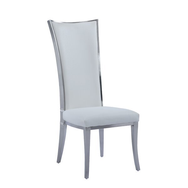 Attleborough Upholstered Dining Chair (Set Of 2) By Orren Ellis