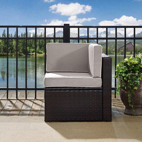 Spohn Corner Chair With Cushion By Ivy Bronx
