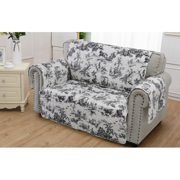 Loveseat Slipcover by Ophelia & Co.