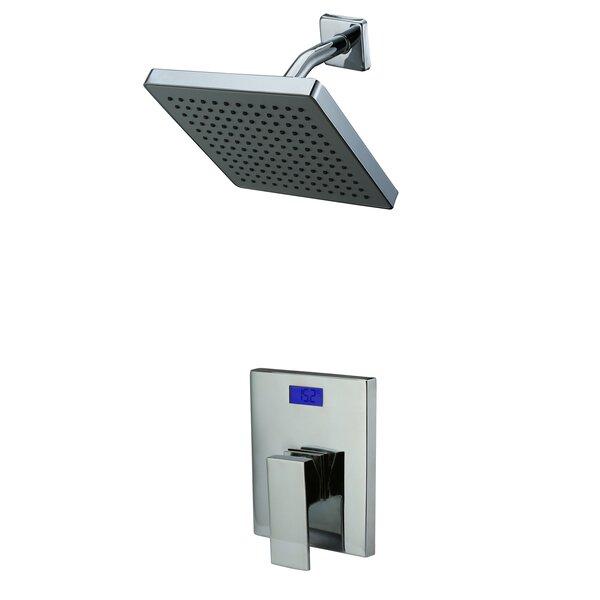 Digital Display Shower Faucet by Sumerain International Group