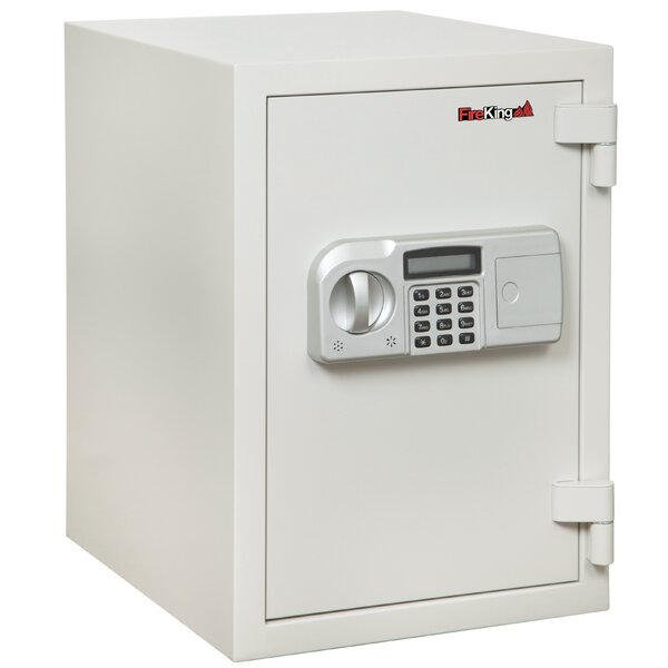 1-Hour Fireproof Security Safe with Electronic Lock by FireKing