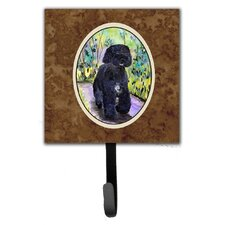 Portuguese Water Dog Wall Hook by Caroline's Treasures