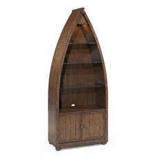 Beaufort 71 Accent Shelves Bookcase by Magnussen Furniture