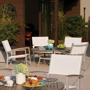 Farmington 5 Piece Chat Table Set