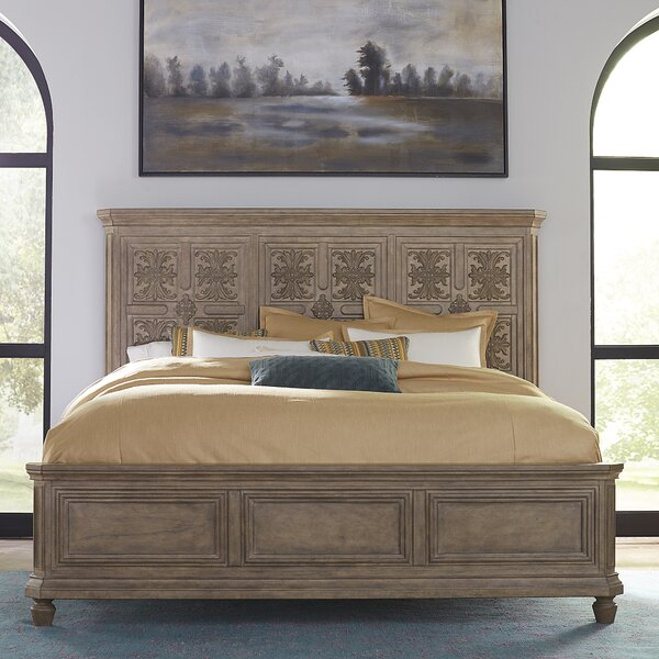 Mckelvey Standard Bed by Darby Home Co