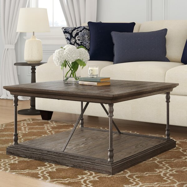 Burriss Coffee Table By Gracie Oaks