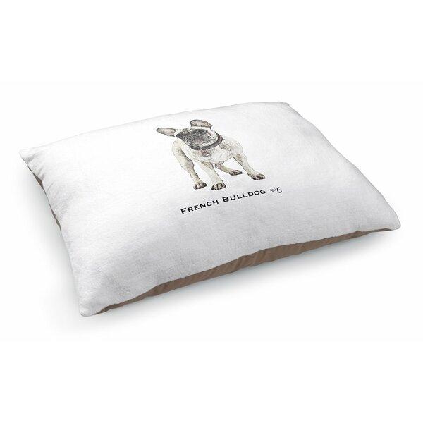 Kaiser French Bulldog Pet Pillow by Tucker Murphy Pet