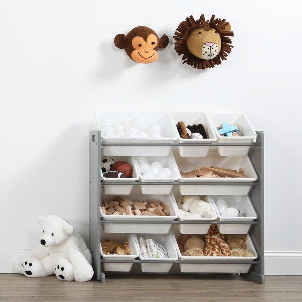 Kincer Storage Toy Organizer by Zoomie Kids