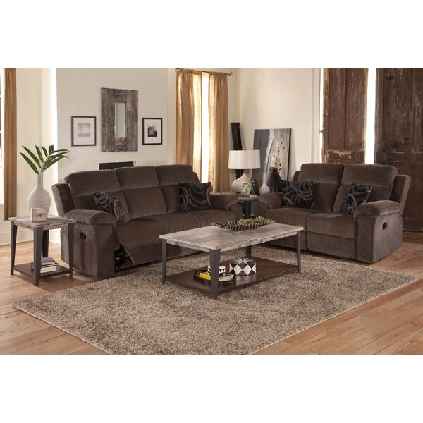Looking for Norrington 3 Piece Reclining Configurable Living Room Set By Red Barrel Studio Discount