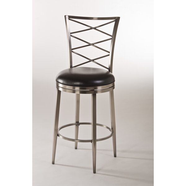 Harlow 30 Swivel Bar Stool by Hillsdale Furniture