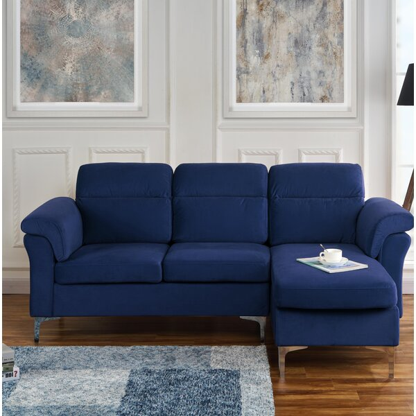 Knollwood Right Hand Facing Sectional by Ivy Bronx