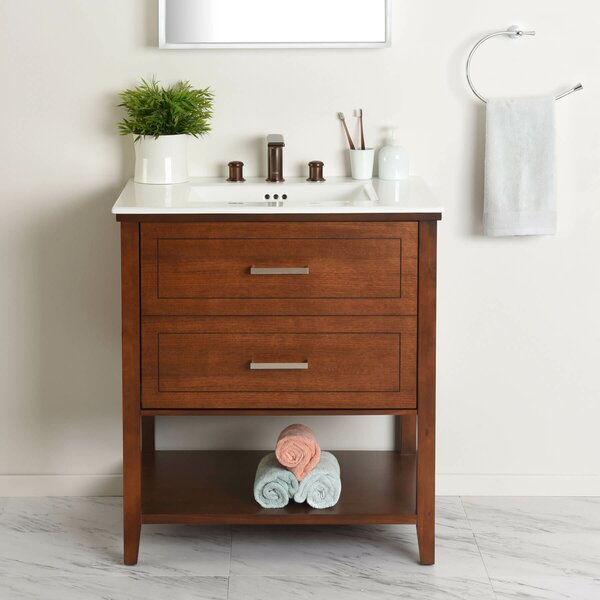 Bickerstaff 31 Single Bathroom Vanity Set by Andover Mills