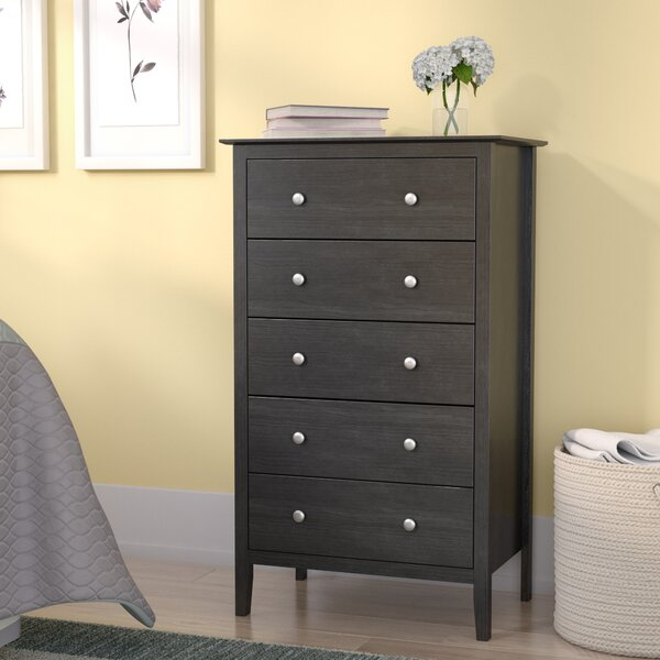Kissell 5 Drawer Dresser by Andover Mills