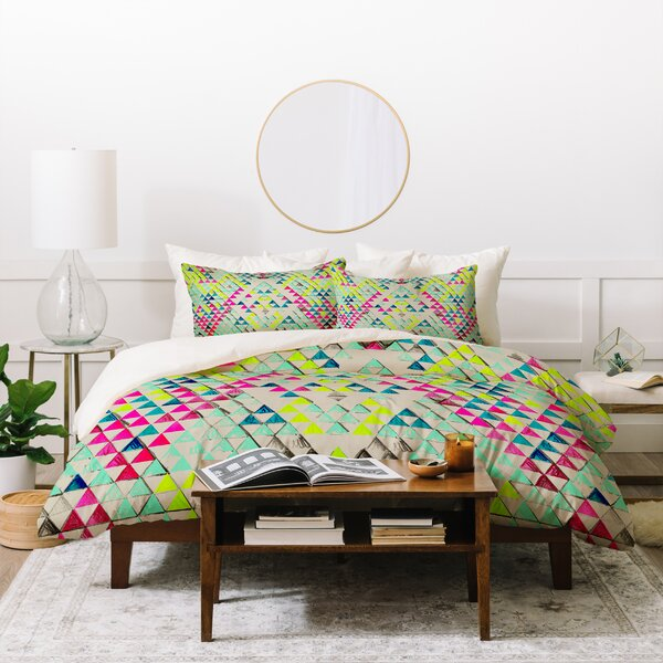 Pattern State 3 Piece Duvet Set by East Urban Home