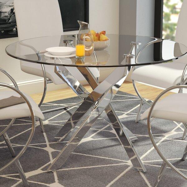 Felisha Dining Table by Orren Ellis
