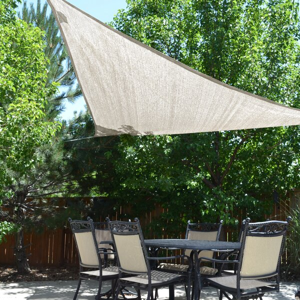 Triangle Shade Sail by Sol Armor