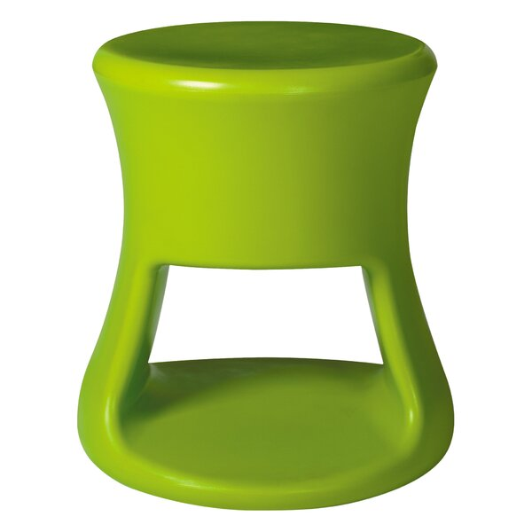 Carrie Stool with Storage Compartment by Zoomie Kids
