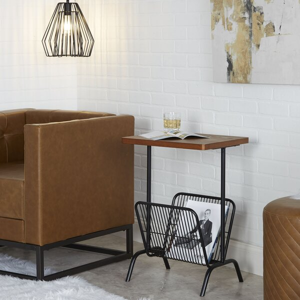 Butterworth End Table by Williston Forge