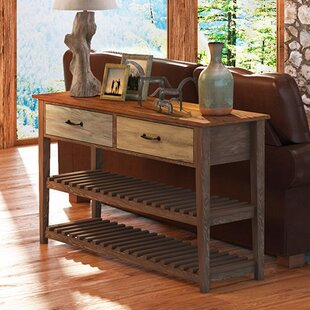 Castle Cliff Console Table by Loon Peak