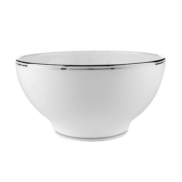 Federal Platinum Rice Bowl by Lenox