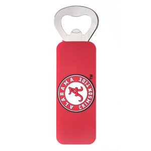 NCAA PVC Magnetic Bottle Opener