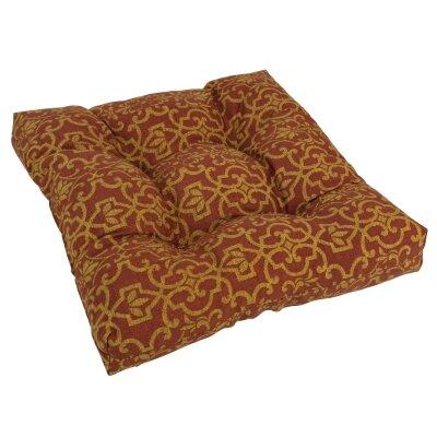 blazing needles designer patio rocking chair cushion reviews wayfair