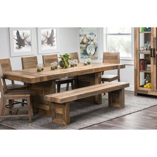 Distressed Finish Kitchen & Dining Tables You\'ll Love | Wayfair