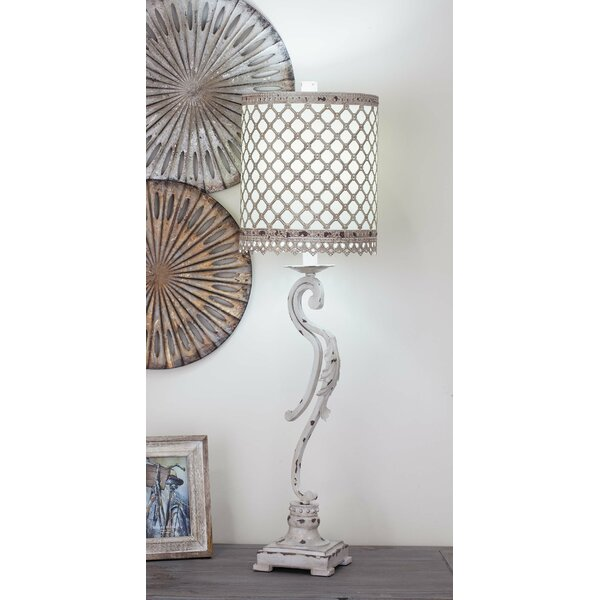 Viles Eclectic 33 Buffet Lamp (Set of 2) by Ophelia & Co.