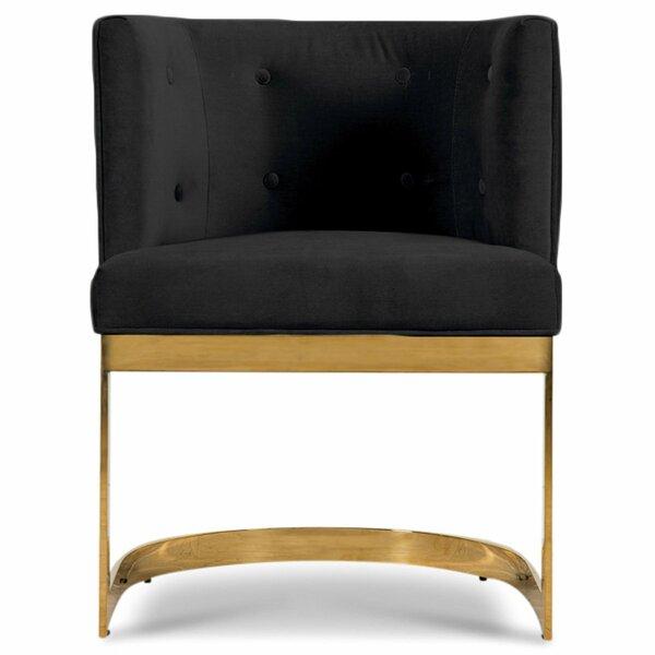 Ibiza Upholstered Dining Chair by ModShop ModShop