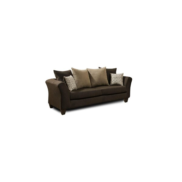 Beautiful Classy Polla Sofa by Winston Porter by Winston Porter