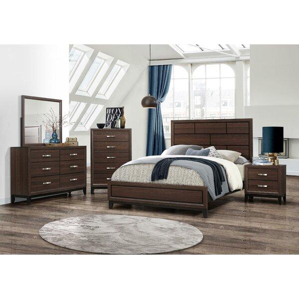 Rachita Standard 5 Piece Bedroom Set by Charlton Home Charlton Home