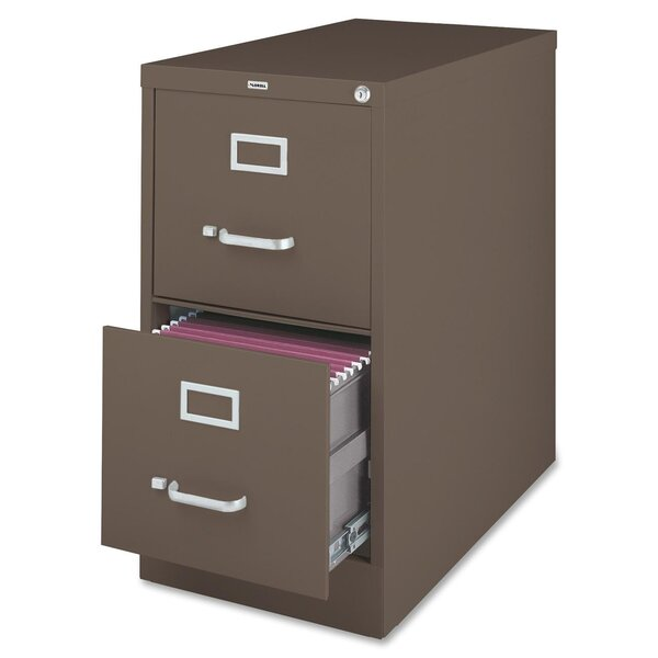 Fortress 26.5 2-Drawer Letter Vertical File by Lorell
