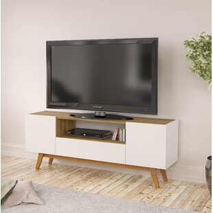 Reviews TV Stand for TVs up to 60 By Boahaus LLC