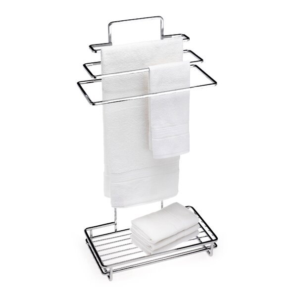 Deco Free Standing Towel Stand by Creative Bath