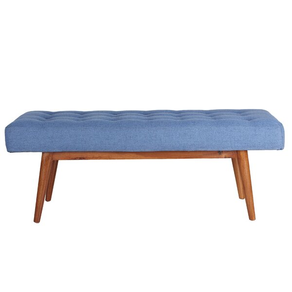 Sofia Upholstered Bench by Langley Street