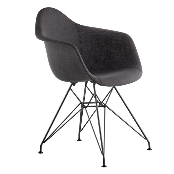 Orval Upholstered Arm Chair By George Oliver