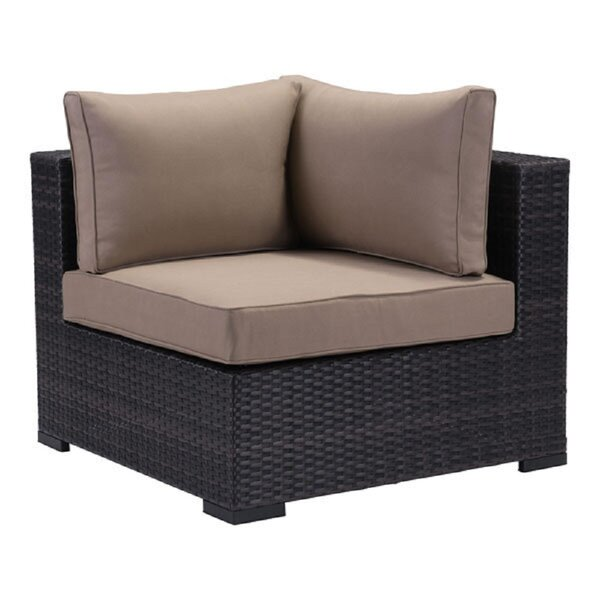 Keenum Patio Chair with Cushions by Brayden Studio