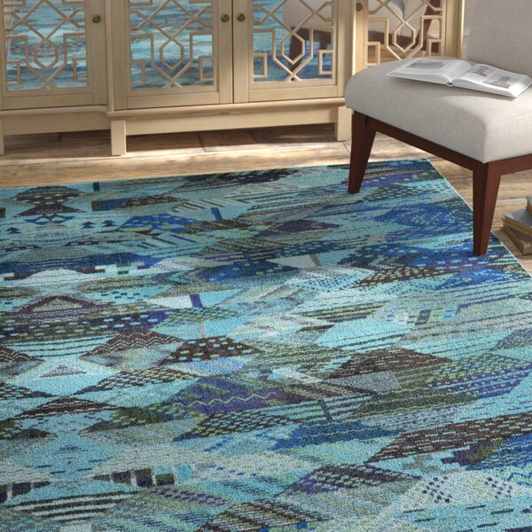 Amaira Area Rug by Bungalow Rose