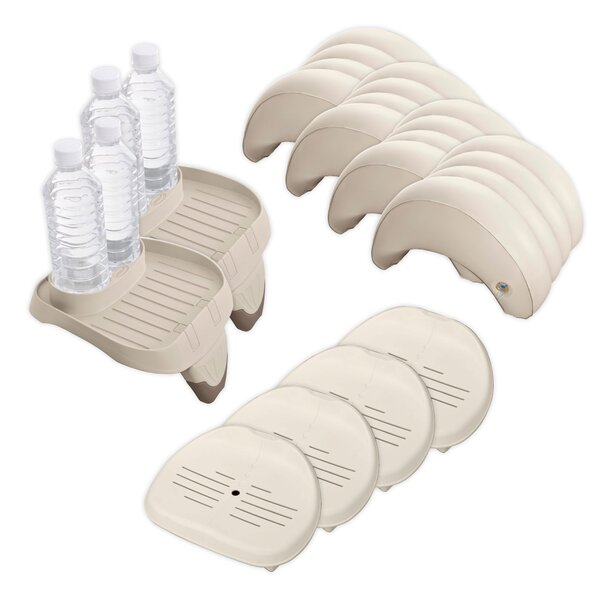 PureSpa 10 Piece Deluxe Kit Set by Intex