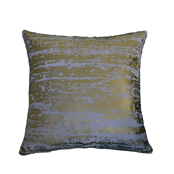 Crespo Cotton Throw Pillow by House of Hampton