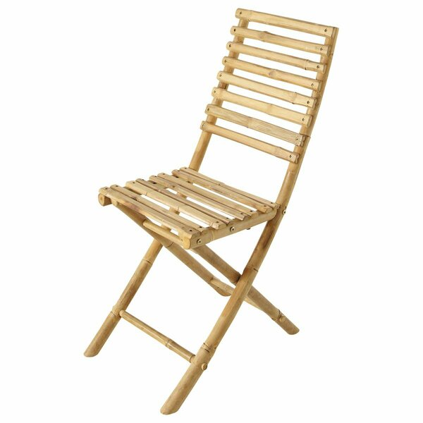 Compact Wood Folding Chair (Set of 2) by Statra