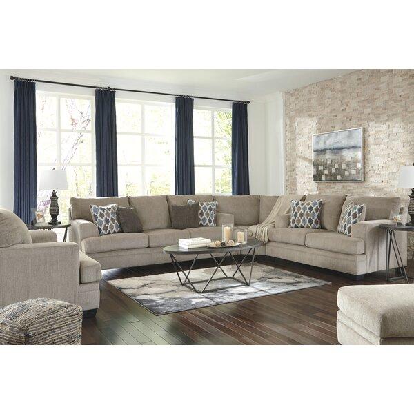 Robbyn Sleeper Configurable Living Room Set by Latitude Run