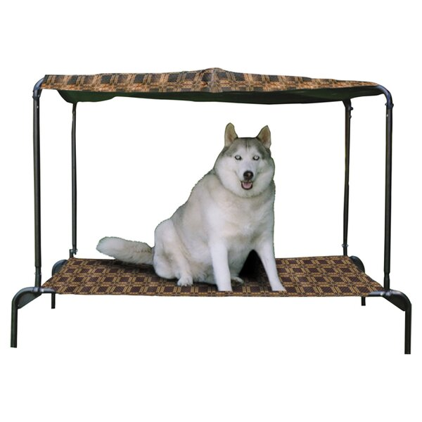 Ultra Breezy Bed™ Outdoor Dog Bed by Kittywalk Systems