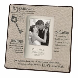 Christian Picture Frame