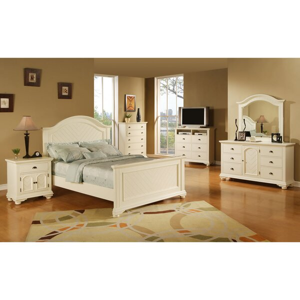 Herren Platform 5 Piece Bedroom Set by Alcott Hill