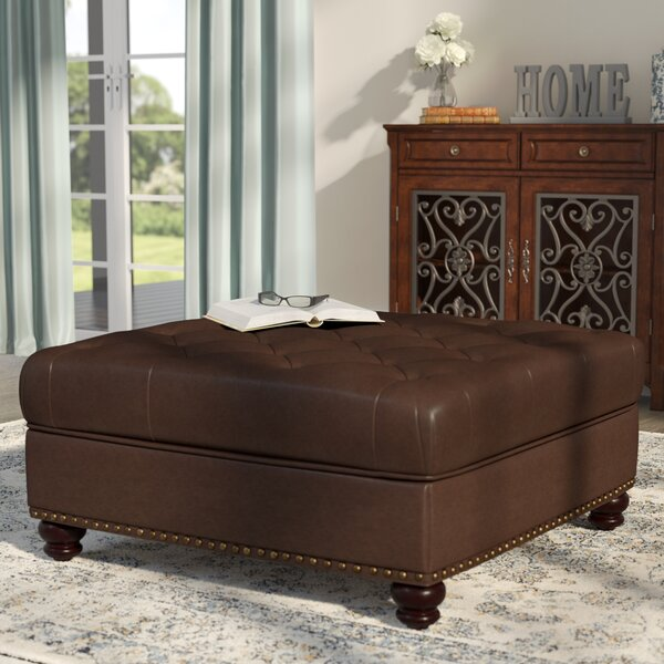 Sklar Cocktail Ottoman by Darby Home Co