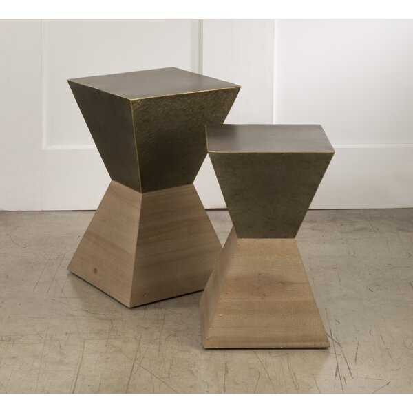 Plumley 2 Piece Nesting Tables by Union Rustic